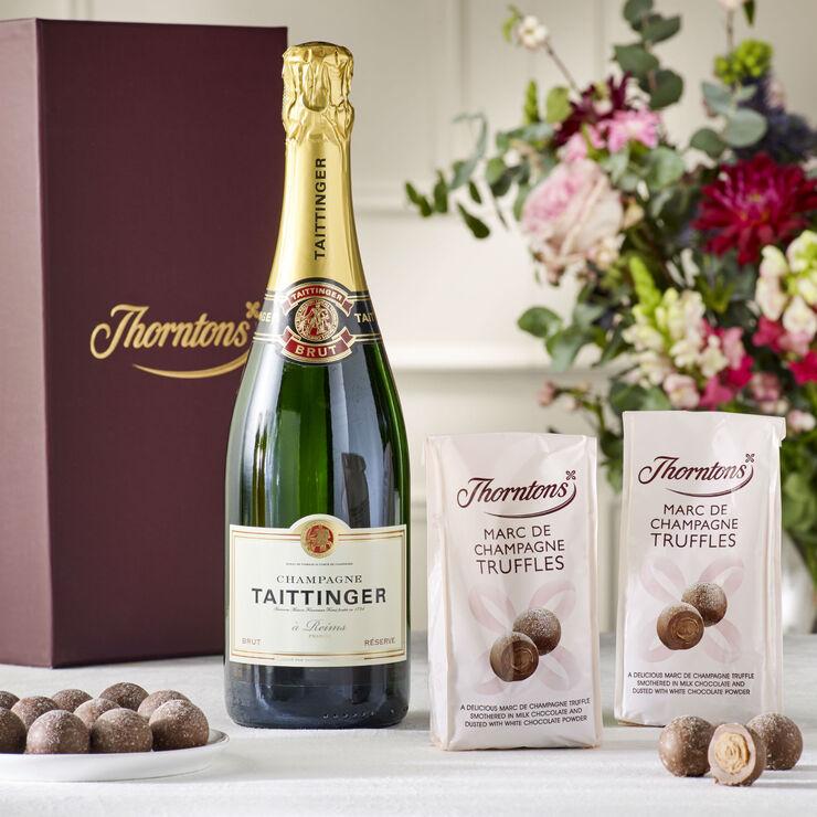 Champagne Lovers Hamper Box