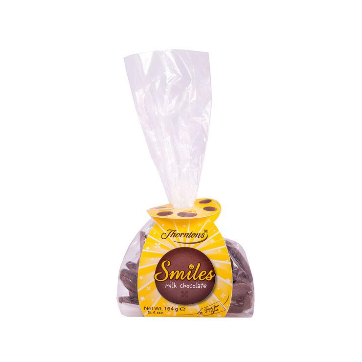 Milk Chocolate Smiles Bag (154g)