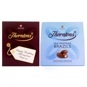 Personalised Brazil Nut Box (256g)