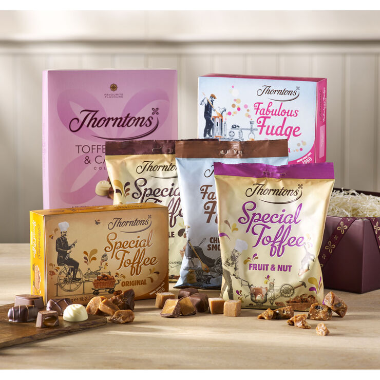 Toffee & Fudge Giftset
