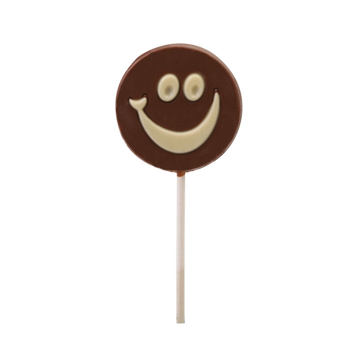 Milk Chocolate Smiles Lolly (25g)