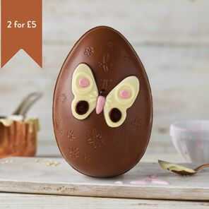 Butterfly Easter Egg (149g)