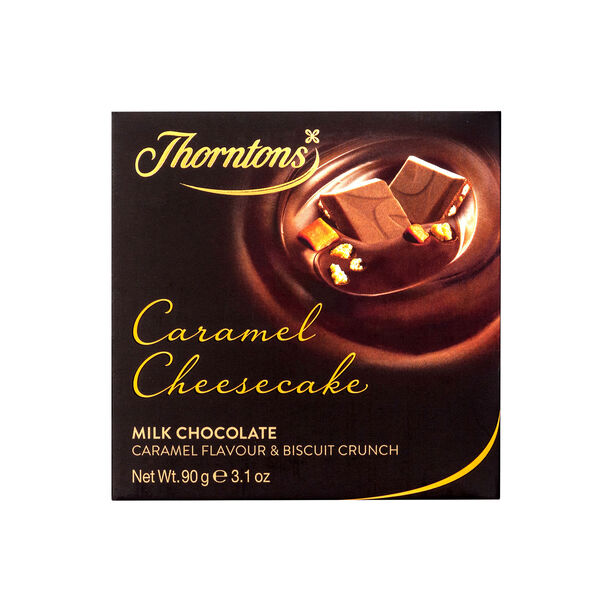 Caramel Cheesecake Chocolate Block (90g)