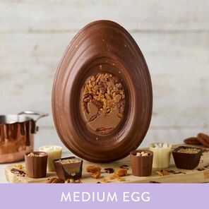 Pecan Pie Inspired Easter Egg (350g)