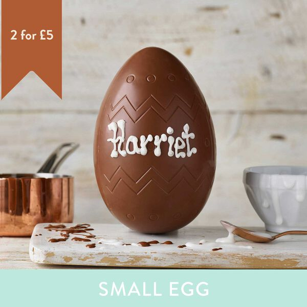 Milk Chocolate Easter Egg (153g)