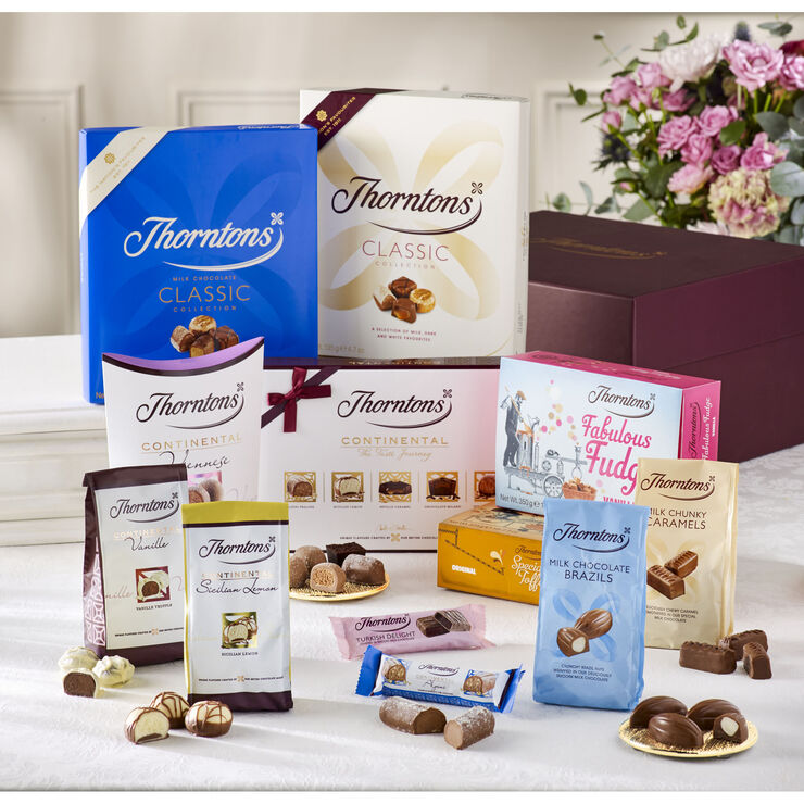 Signature Flavours Chocolate Hamper