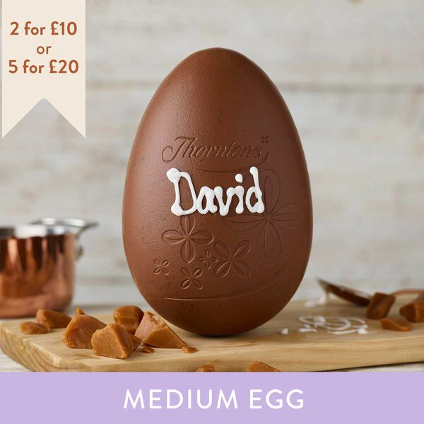 Special Toffee Easter Egg (235g)