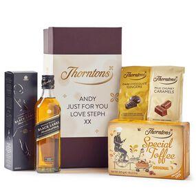 Personalised Whisky Hamper