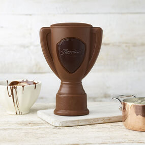Milk Chocolate Trophy Model