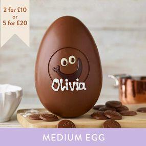 Thorntons Smiles Easter Egg (217g)