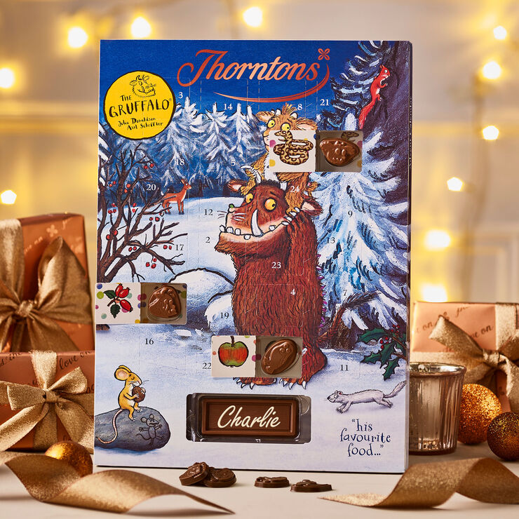 The Gruffalo Advent Calendar