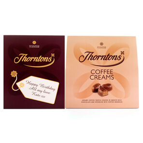 Personalised Coffee Creams Box (256g)