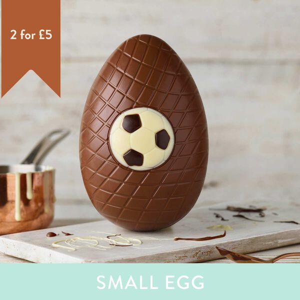 Football Easter Egg (150g)