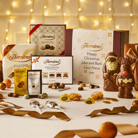 Personalised Christmas Family Hamper