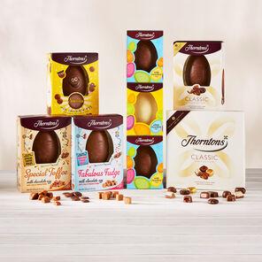 Thorntons Easter Egg Bundle