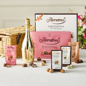 Prosecco Celebration Wicker Hamper