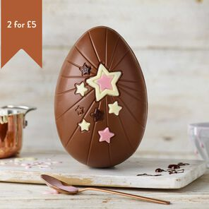 Star Easter Egg (152g)