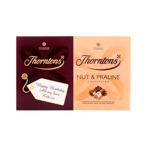 Personalised Nut & Praline Box (264g)