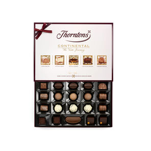 Continental Chocolate Gift Collection (284g)