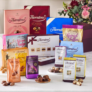 Taste of Thorntons Chocolate Hamper