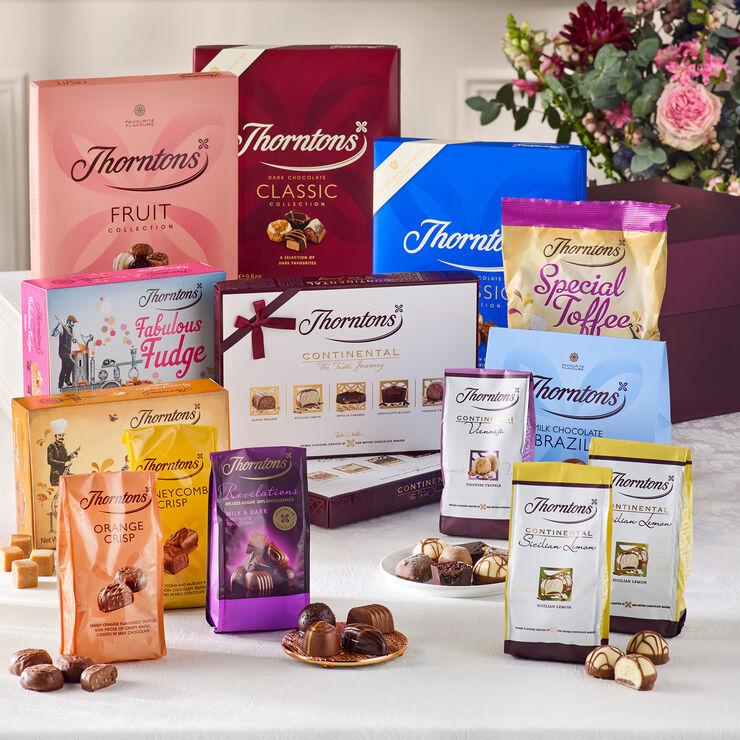 Taste of Thorntons Chocolate Hamper