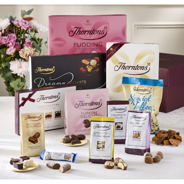 Best Sellers Chocolate Hamper