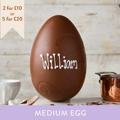 Milk Chocolate Easter Egg (265g)