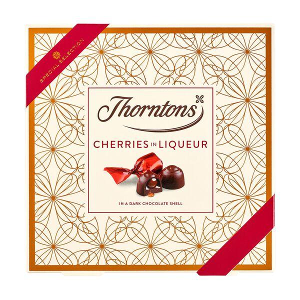 Cherries in Liqueur