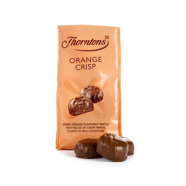 Bag of Orange Crisp Chocolates (105g)