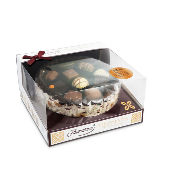 Continental Nougat Delight (532g)