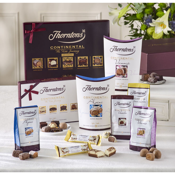 Continental Taste Journey Hamper