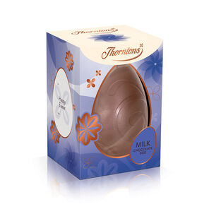 Milk Chocolate Easter Egg