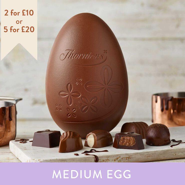 Less Sugar Revelations Easter Egg (210g)