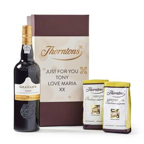Personalised Port Hamper