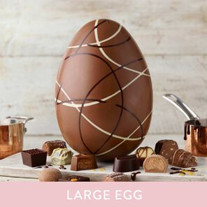 Continental Statement Easter Egg (387g)
