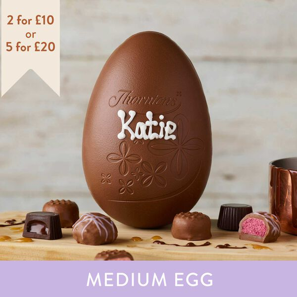 Fruit Collection Easter Egg (226g)