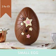 Star Easter Egg (152g)