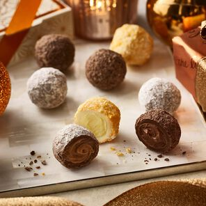 Alcohol Truffle Collection