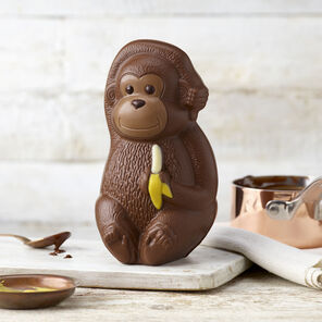 Milk Chocolate Monkey Business Model (150g)