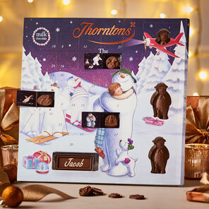 Large Snowman Advent Calendar