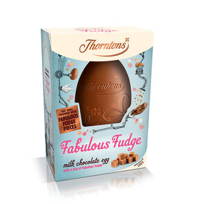 Fabulous Fudge Easter Egg