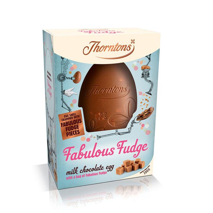 Fabulous Fudge Easter Egg