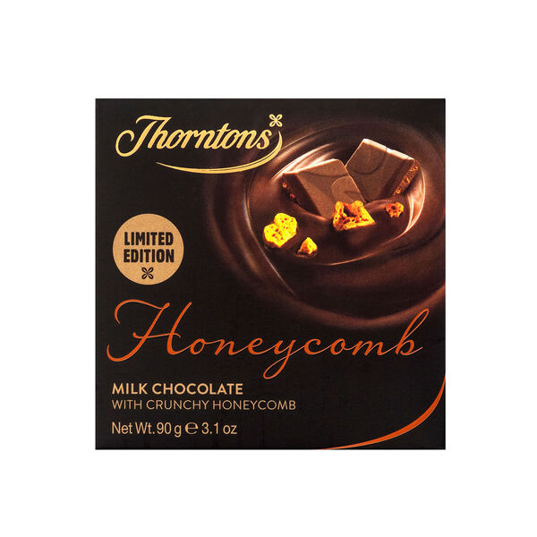 Honeycomb Milk Chocolate Block (90g)