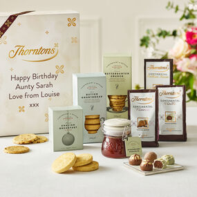 Personalised Afternoon Tea Giftset