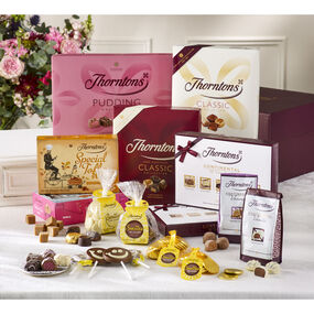 Family Sharing Chocolate Hamper