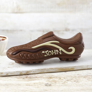 Milk Chocolate Boot Model (180g)