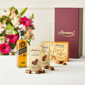 Chocolate gift ideas chocolate for special occasions thorntons whisky hamper negle Gallery