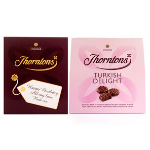 Personalised Turkish Delight Box (256g)