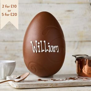 Large Milk Chocolate Easter Egg (265g)