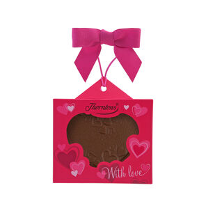 Chocolate Heart Tag (20g)